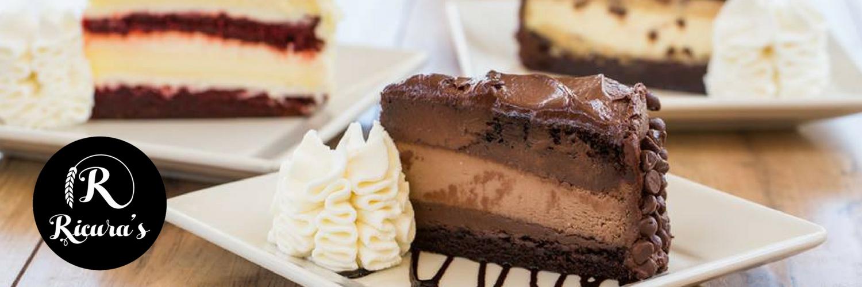 Ricura's Cheesecake: Muy ricos y llenos de amor