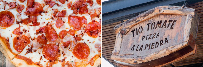Tío Tomate; 10 años de Pizzas Magníficas