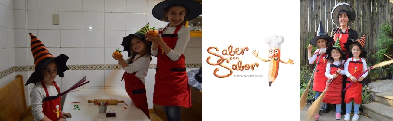 Saber con Sabor; el arte de aprender cocinando