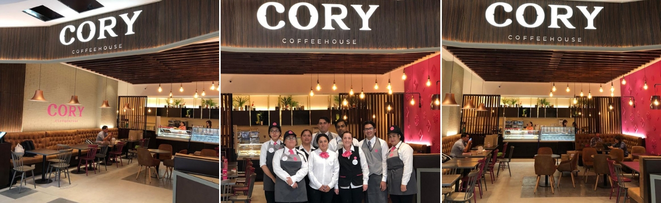 Cory Coffeehouse abre nuevo local en zona norte de Santiago