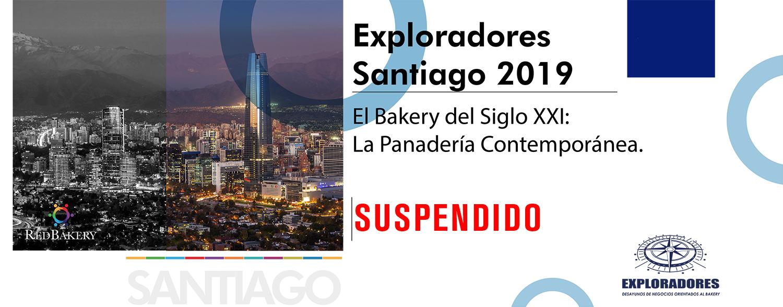 Se Suspende Desayuno de Negocios Exploradores en Santiago