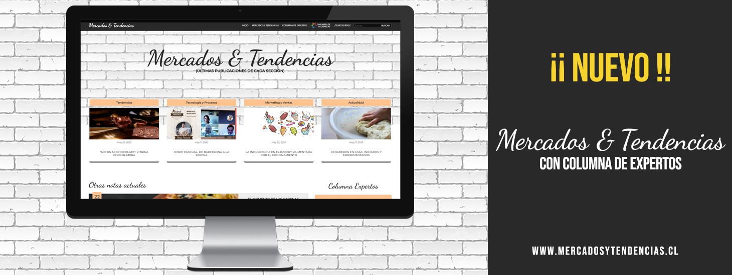 Nuevo Mercados & Tendencias y Columna de Expertos: Potente Difusión para el Bakery