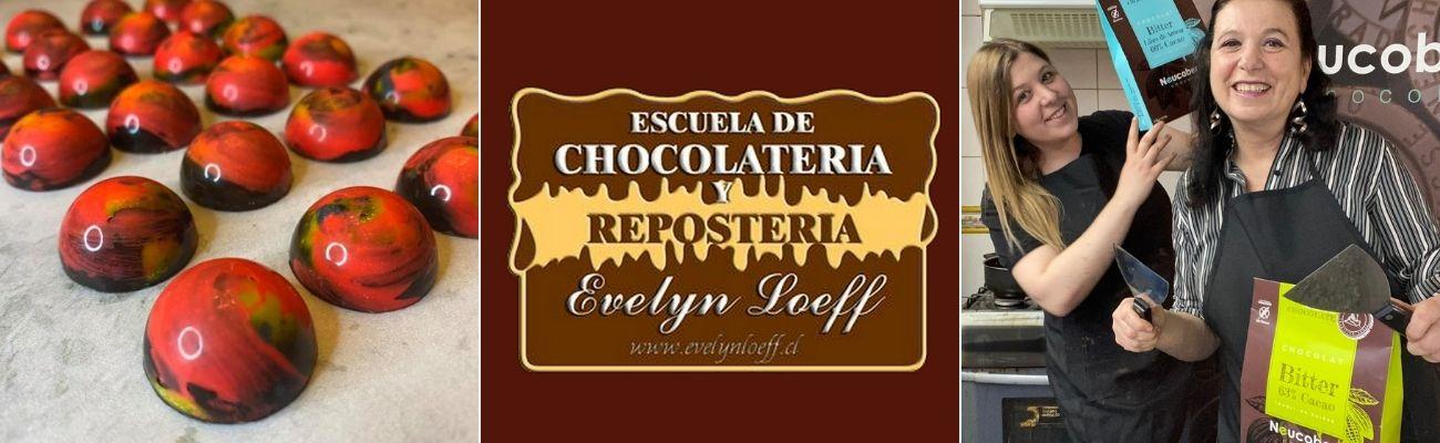 Evelyn Loeff; Chocolate en el Corazón