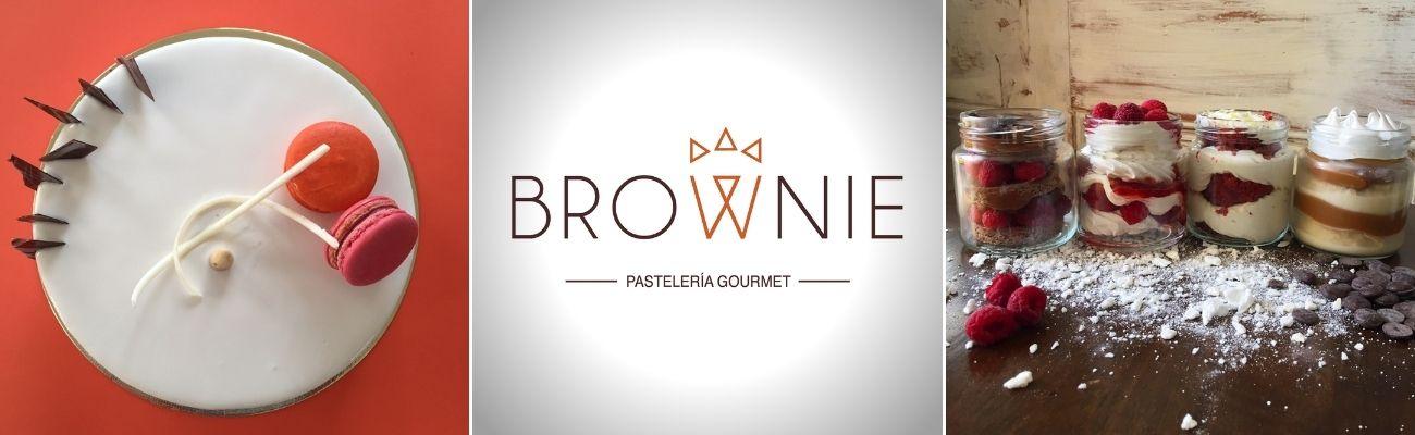 Pastelería Brownie: Comprar Online, Disfrutar en Directo