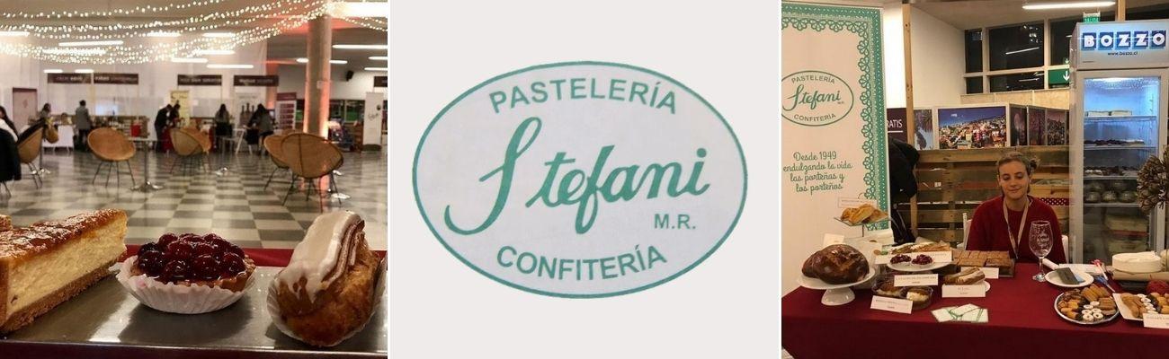 Pastelería Stefani: Tradición que desembarcó en Chile