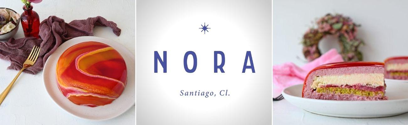Pastelería Nora Elemental: Arte Comestible