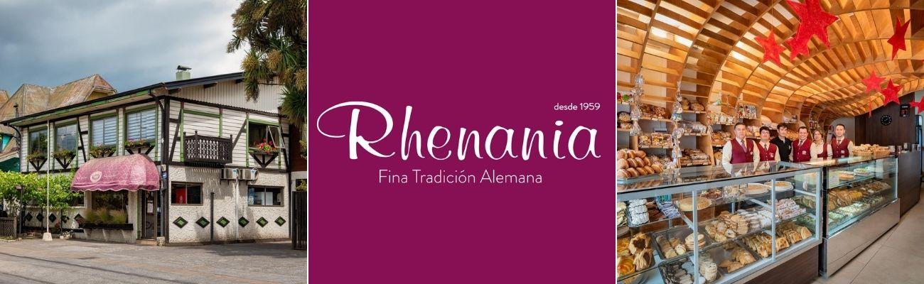 Rhenania Pastelería; Con Dulzura desde el Sur de Chile