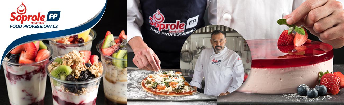Soprole Food Professionals e INACAP desarrollan material de apoyo para estudiantes de gastronomía