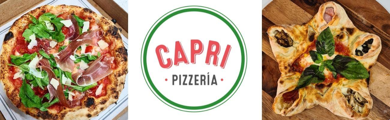 Pizzería Capri; Originalidad a Todo Sabor