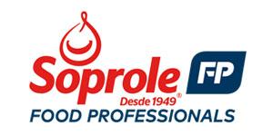 Logo Marca Soprole Food Professionals
