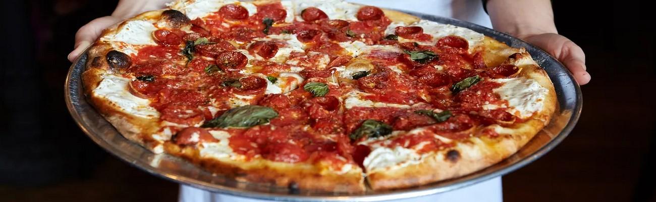 En tiempos del Covid 19... comemos más Pizzas