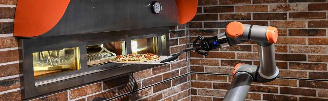 Pizzería Pazzi; Robotización puesta en Marcha