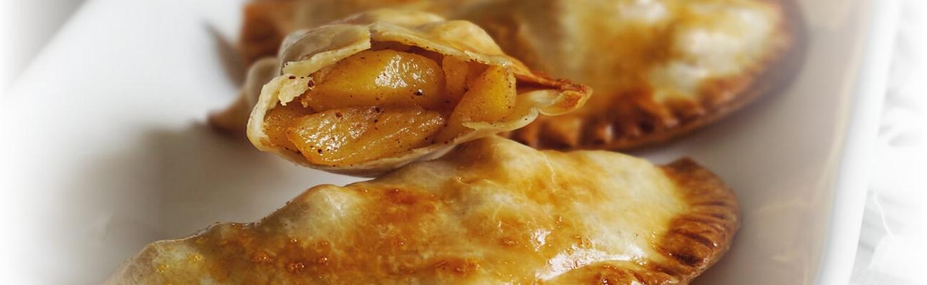 Empanada de Manzana: Riqueza del Sur de Chile