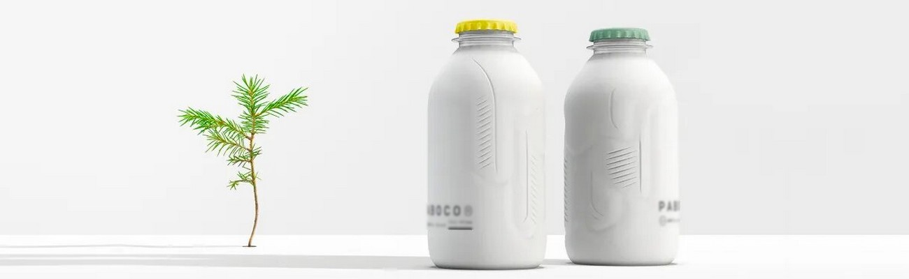 Botellas de Papel; Nueva Realidad, Nuevo Envase